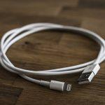 Een USB kabel is nog steeds onmisbaar